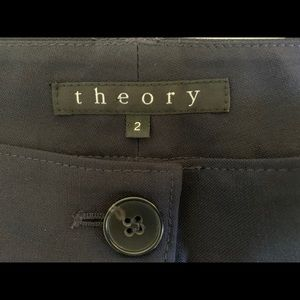 Theory - Wool Cargo Pant